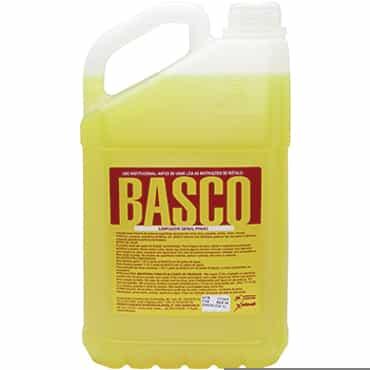 detergente basco