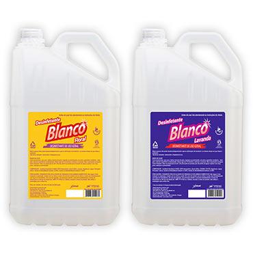 Desinfetante uso geral Lavanda/Floral Blanco 5 L