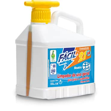 Detergente Limpador