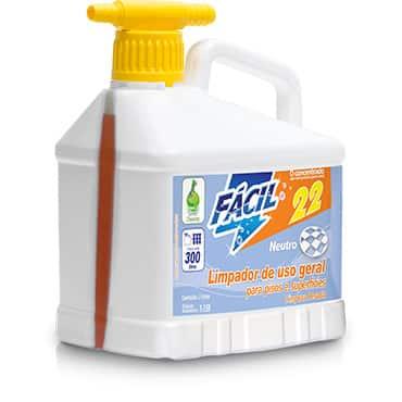 detergente fácil 22