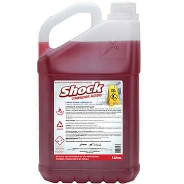 Detergente ácido para pisos