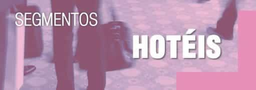 Segmentos Produtos de Limpeza para Hotéis