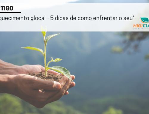 Aquecimento Global – 5 dicas de como enfrentar o seu