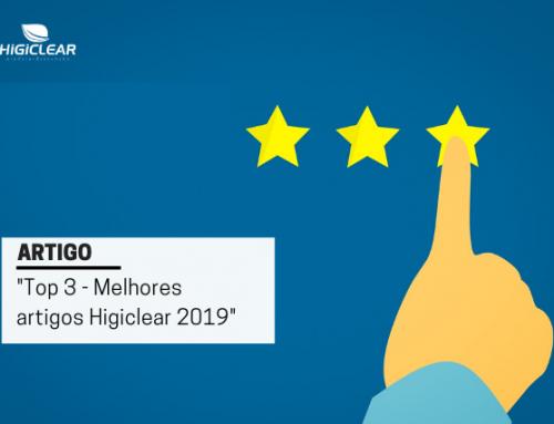Top 3 – Os melhores artigos da Higiclear de 2019