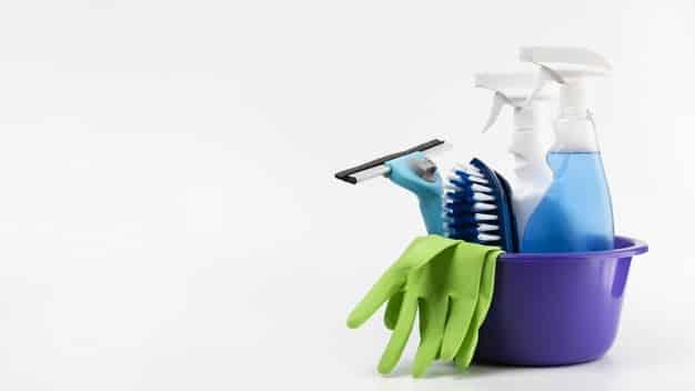 peróxido de hidrogênio para limpeza
