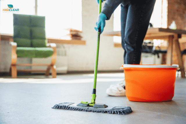 limpeza e desinfecção hospitalar