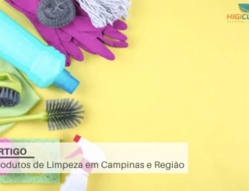 Produtos de Limpeza Campinas e Região
