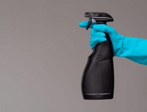 Produtos Químicos de Limpeza: O que são e para que servem