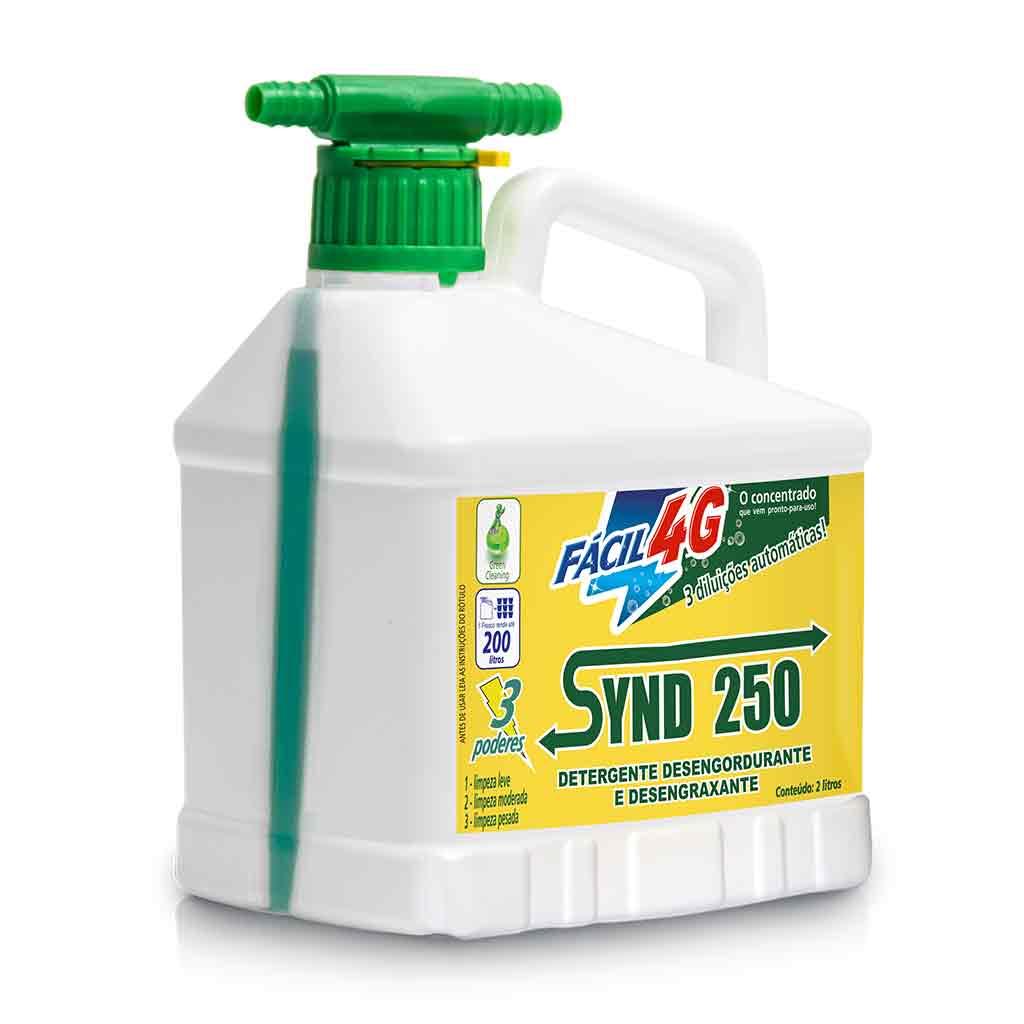 Desengraxante Synd 250 Fácil 4G