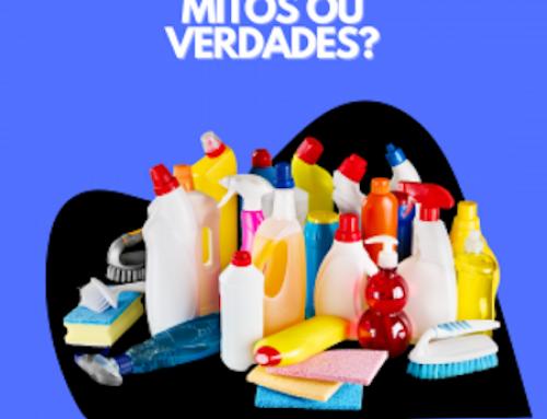 Casa Limpa: 26 Mitos e Verdades na Limpeza