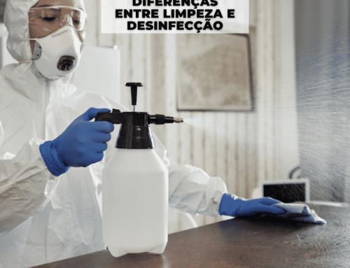 Podcast Limpeza e Desinfecção ou Esterilização