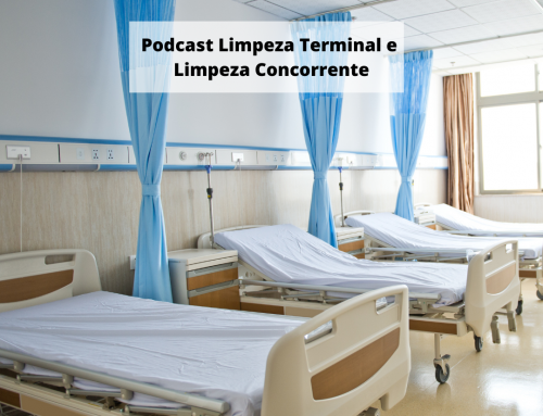 Podcast Limpeza Terminal e Limpeza Concorrente
